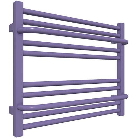 Sèche-serviette horizontal mixte - Couleur au choix - Raccordement aux extrémités - Lima/V2 (plusieurs tailles disponibles)