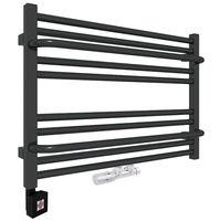 Sèche-serviette horizontal - Mixte - Noir Mat - Lima/Z1N (plusieurs tailles disponibles)