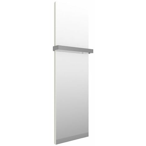 Sèche-serviette miroir - Electrique - Blanc - Case Slim/E8B (plusieurs tailles disponibles)
