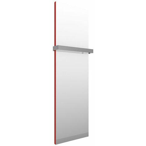 Sèche-serviette miroir - Electrique - Case Slim/E1 (plusieurs tailles disponibles)