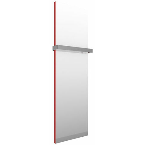Sèche-serviette miroir - Mixte - Couleur au choix - Case Slim/Z8 (plusieurs tailles disponibles)