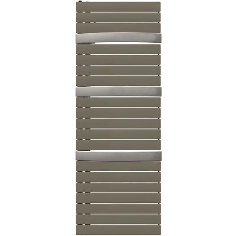 Sèche-serviette mixte Arborescence Smart brown/light 1000W - collecteur à droite