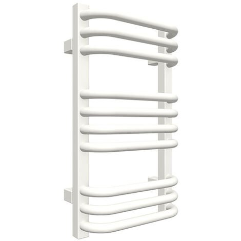 Sèche-serviette mixte - Blanc - Alex/V2B (plusieurs tailles disponibles)