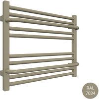 Sèche-serviette mixte - Couleur au choix - Lima/P/Z1 (plusieurs tailles disponibles)