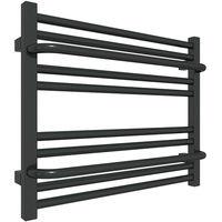 Sèche-serviette mixte - Noir Mat - Lima/P/V2N (plusieurs tailles disponibles)