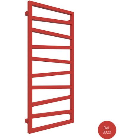 Sèche-serviette mixte - Rouge - Zigzag/Z8 (plusieurs tailles disponibles)