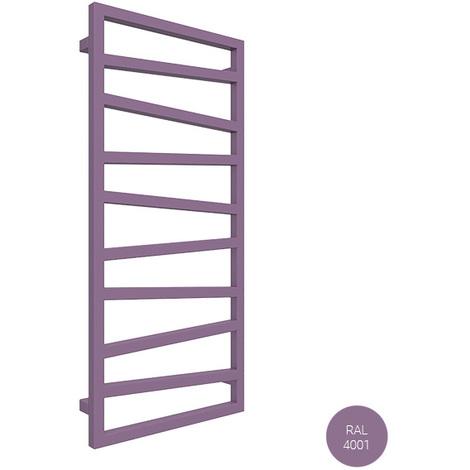 Sèche-serviette mixte - Violet - Zigzag/Z8 (plusieurs tailles disponibles)
