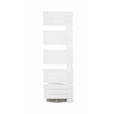Sèche Serviette Néfertiti Digital Etroit Blanc