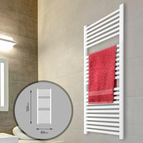Sèche-Serviette pour Salle de Bain Radiateur Chauffage Mural