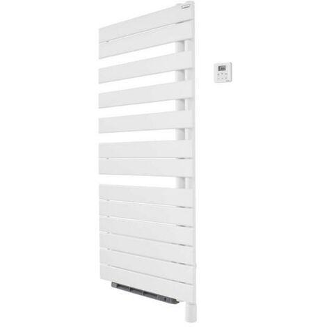 Sèche-serviette soufflant ACOVA - FASSANE Spa + Air asymétrique à droite électrique 1750W (750W+1000W) TFR075-055IFS