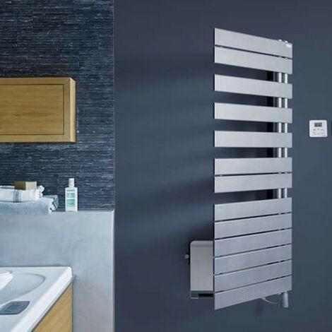 Sèche-serviette Soufflant ACOVA - REGATE Twist + Air électrique pivot à droite 2000W (1000W+1000W) TXCR100-055IFS