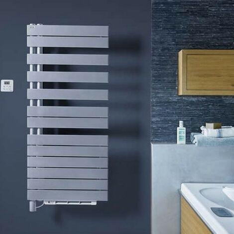 Sèche-serviette Soufflant ACOVA - REGATE Twist + Air électrique pivot à gauche 2000W (1000W+1000W) TXCL100-055IFS