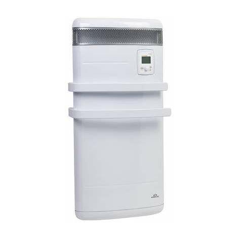 Sèche-serviette soufflant Indigo Prog 1400 W Blanc - Airelec