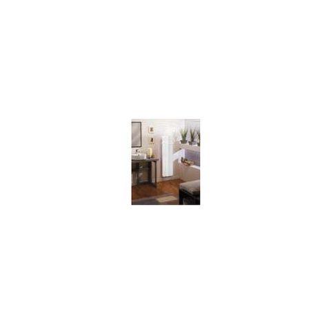 Sèche serviette Svelta - Couleur: blanc - Sens: vertical
