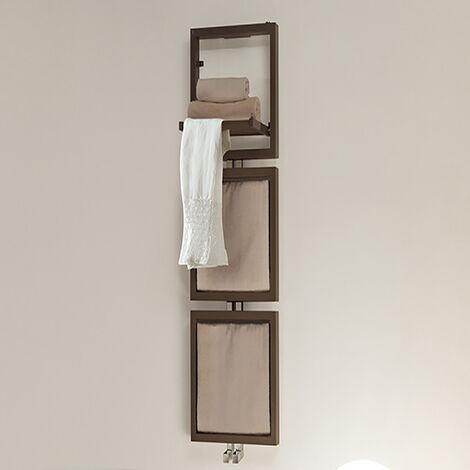 Sèche-serviette + tablette étendage - Couleurs spéciales - Box Tris