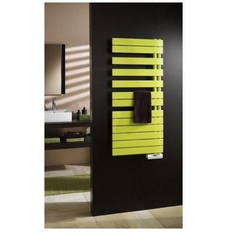 Sèche-serviettes acova fassane spa electrique asymétrique couleur