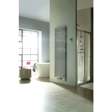 Sèche-serviettes CALA mixte (Couleur: blanc - Sens: vertical - Gamme: cala mixte - Tension: mono-230v)