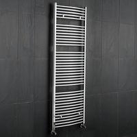 Sèche-Serviettes Chromé Ischia 180cm x 60cm x 5,6cm 827 Watts