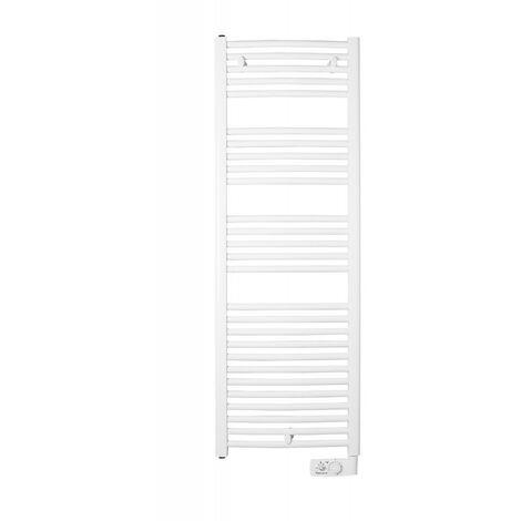 Sèche-serviettes Corsaire étroit 0500W blanc (473311)