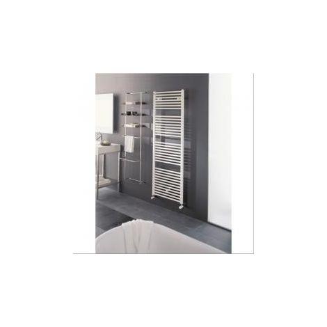 Sèche-serviettes eau Arès IRSAP 860W H1720xL530mm