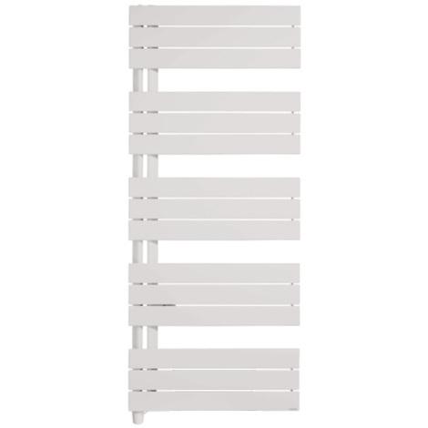 Sèche-serviettes eau chaude réversible ARBORESCENCE 1008W - Blanc