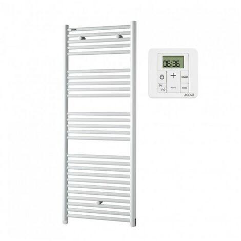 Sèche-serviettes électrique Atoll - 1000W - Blanc