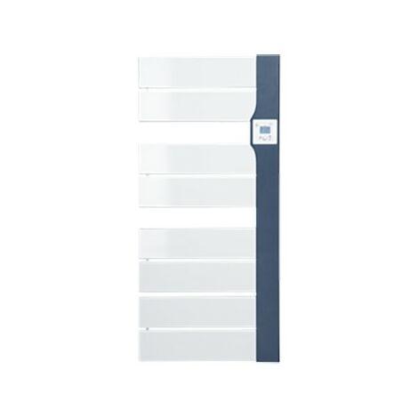 Sèche-serviettes électrique Balina 2 - Avec soufflerie - 650+1000W - Bleu nuit