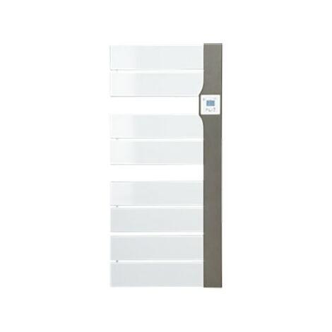 Sèche-serviettes électrique Balina 2 - Sans soufflerie - 500W - Gris taupe