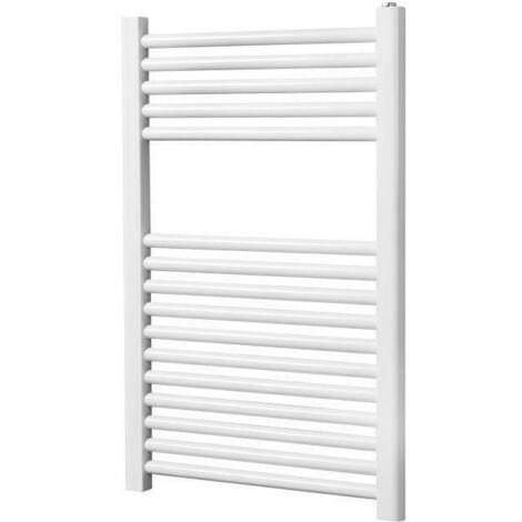 Sèche serviettes électrique blanc thermolimité Ercos Tekno ASTEE