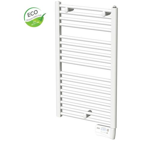 Sèche-serviettes électrique Jarl - 1000W - sans soufflerie - Blanc