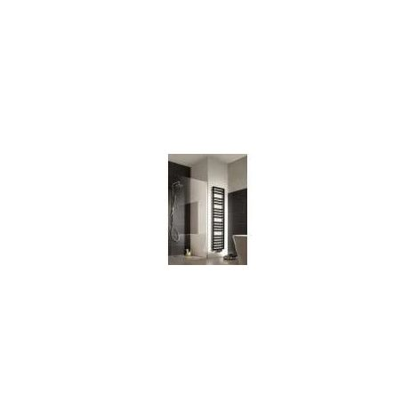 Sèche-serviettes mixte Acova KADRANE SPA MIXTE sans régulation (Blanc - 332/300 W - 80,3 x 45 x 3 cm - Sans régulation)