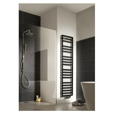 Sèche-serviettes mixte Acova KADRANE SPA MIXTE sans régulation (Blanc - 493/300 W - 125,1 x 45 x 3 cm - Sans régulation)