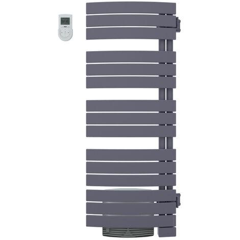 Seche serviettes NEFERTITI int. mixte ventilo 1750W graphite