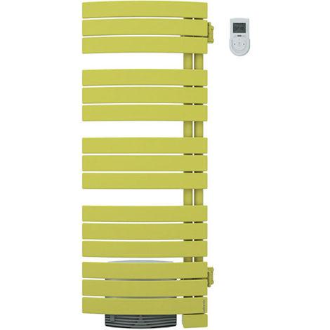 Seche-serviettes NEFERTITI intégral étroit venti 1500W vert