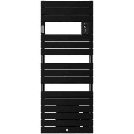 Sèche-serviettes Riviera 0750W noir carbone (497607)