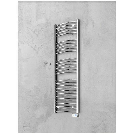 Sèche-serviettes série Aire - Electrique - 600W - Chrome