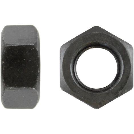 Sechskantmuttern 1/2 Stahl 8 ≈DIN 934 BSF 100 Stk