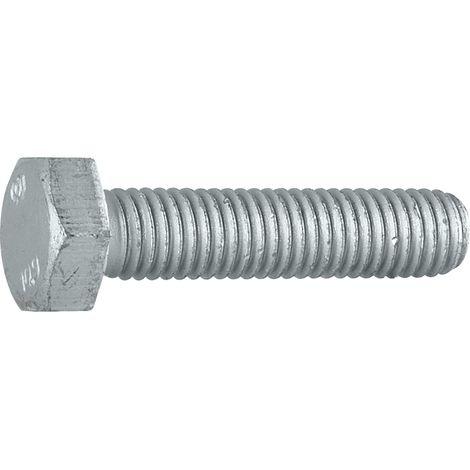 Sechskantschraube ISO 4017 - 10.9 zinklamellenbeschichtet