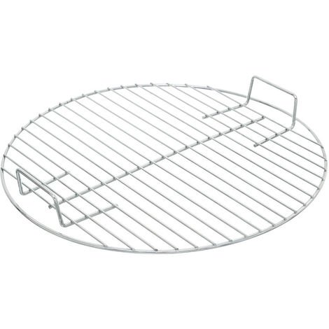 Secret de Gourmet - Grille de Barbecue Ronde D 43,6 cm