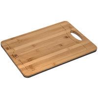 Secret de Gourmet - Planche à découper en bambou double face 35x25