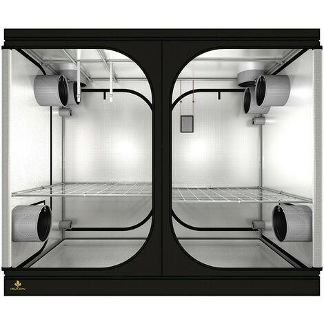 Secret Jardin - Darkroom R3.00 Wide - 240X120X200 cm - Chambre de Culture