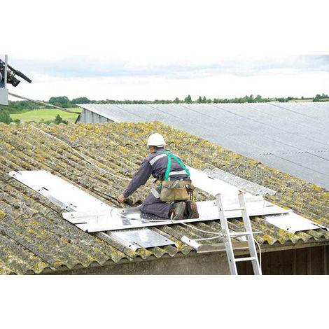Securiplac Dachlaufsteg aus Aluminium