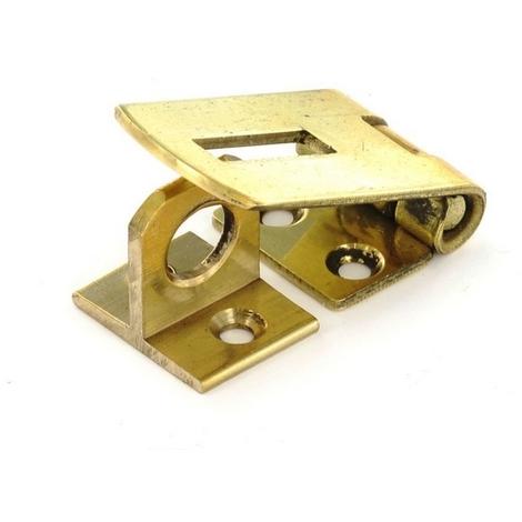 75mm Securit Brass Hasp /& Staple