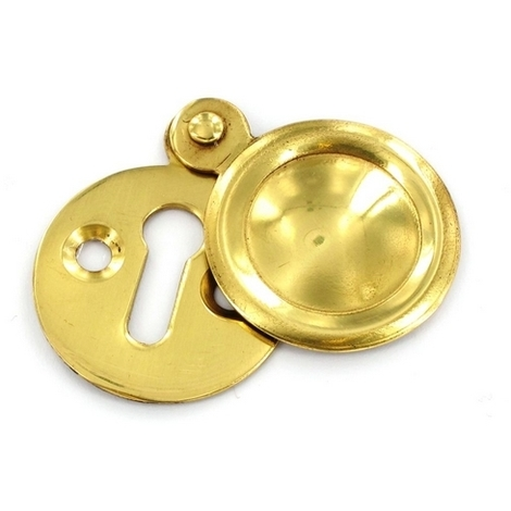 Securit S2260 Victorian Escutcheon Covered 35mm Pack Of 1