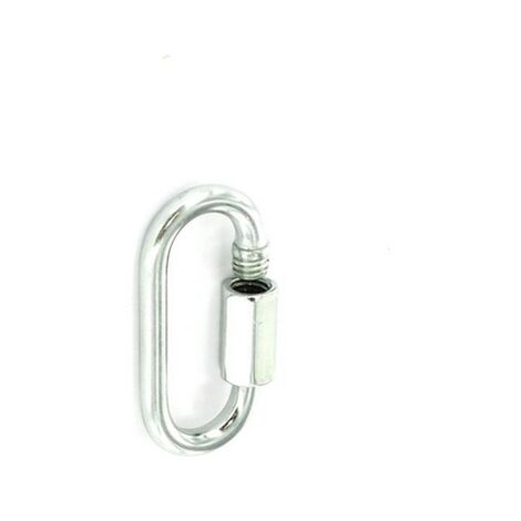 """main image of """"Securit S5683 Quick Link Zinc Plated 8mm Pack Of 1"""""""