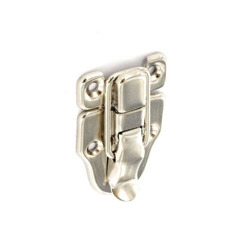 Securit S6602 Case Clips Nickel Plated 60mm Pack Of 1
