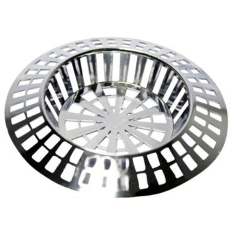 Securit S6821 Chrome Sink Strainer 38mm Pack Of 1