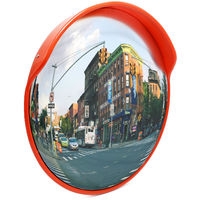 Security Mirror convex Traffic Road Safety Driveway Wide Angle View outdoor 80cm