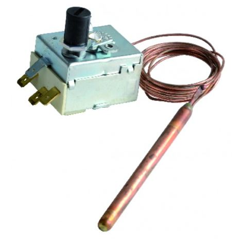 Security thermostat with bulb 110°C - DIFF for De Dietrich : 95363311