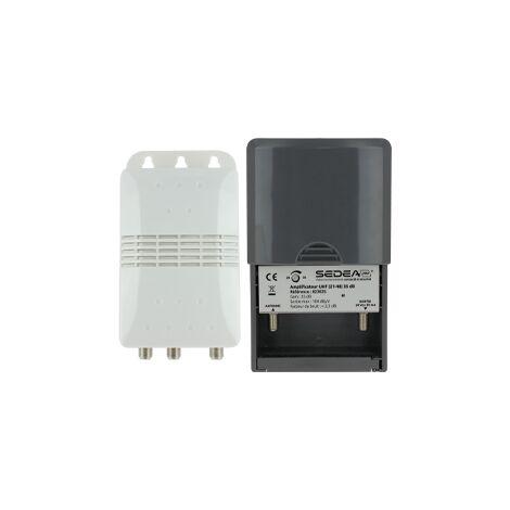 "main image of ""SEDEA Amplificateur UHF tnt (21-48) 35 dB + alimentation"""
